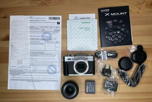 FujiFilm X-T30 Kit used