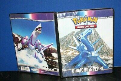 Pokemon Diamond Pearl Binder