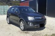 2012 Holden Captiva SUV Beaconsfield West Tamar Preview