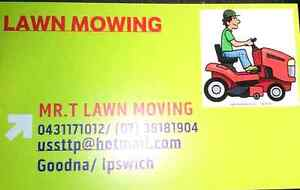 Mowing rubbish removal and other work base in goodna cheap and n
