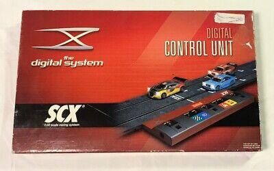 SCX Digital Racing System Control Unit 1/32 Scale Slot Car Track 25000