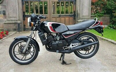 YAMAHA RD250LC 1981 2 STROKE CLASSIC RD LC MATCHING NUMBERS