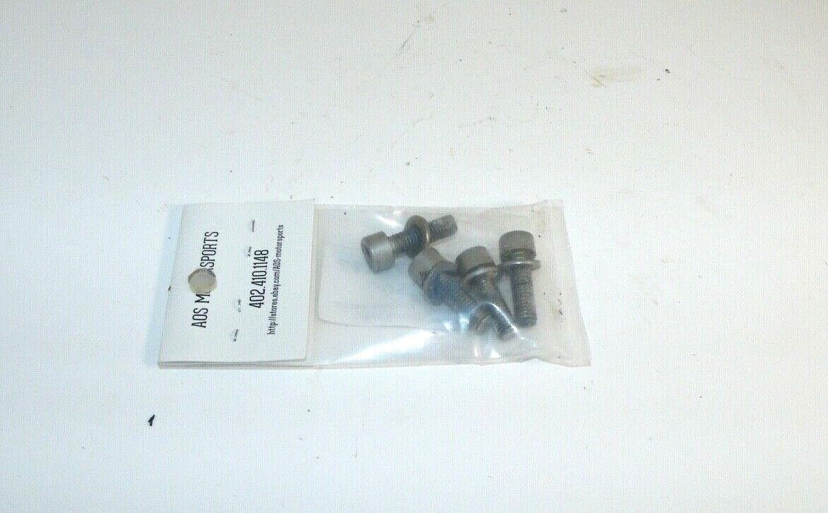 1992 Sea-Doo SP 587  Exhaust Outlet Port Bolts M6x20 OEM# 21010000