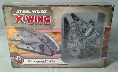 STAR WARS X-WING MINIATURES MILLENNIUM FALCON BRAND NEW **CLEARANCE**