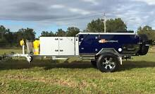 FORWARD FOLDING HARD FLOOR CAMPER TRAILER Brendale Pine Rivers Area Preview