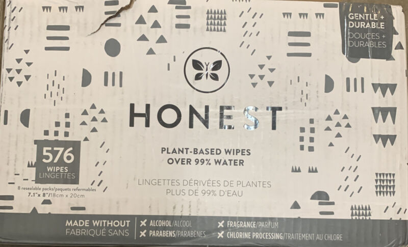 The Honest Company Baby Wipes - 576 count