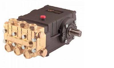 Pressure Washer Pump - Gp Hp4040 - 4 Gpm - 4000 Psi - 24mm Shaft 1450 Rpm