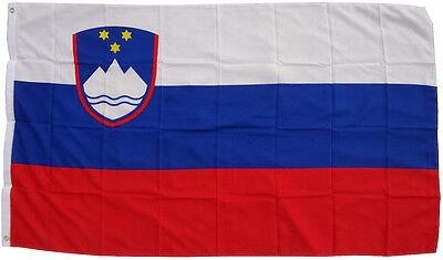 Bandiera Slovenia 90 x 150 cm sollevamento tempesta dei paesi
