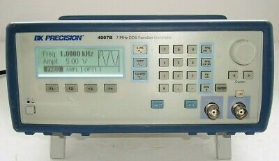 Bk Precision 4007b Dos Function Generator 7mhz