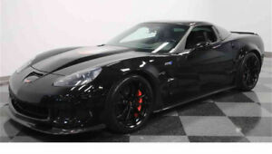 2013 corvette zr1 or z06 ... wanted add