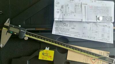 0-12 0-300mm Absolute Digimatic Caliper Mitutoyo 500-193 New 0.00050.01
