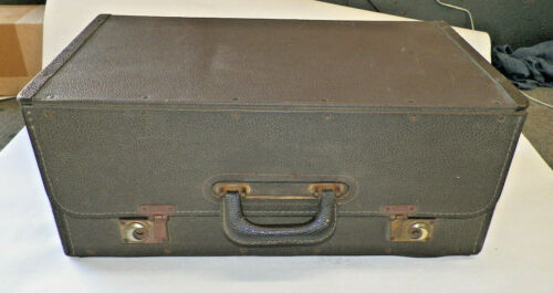 HARD CASE for documents, camera, video equipment, electronics, samples, laptop