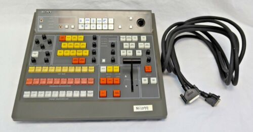 Sony BVS-3200 Video Production Switcher | Great Condition nc