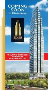 Pre-Const. high End Condos in Mississauga City Centre for sale