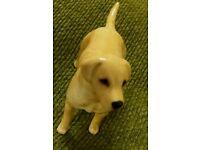 Beautiful Beswick Labrador Dog Ornament