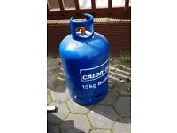 15kg calor gas bottle empty
