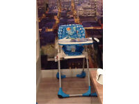 Chicco Polly Moon Highchair