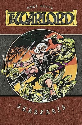 THE WARLORD (deutsch) HC #1,2+3 komplett MIKE GRELL Die großen Phantastik Comics