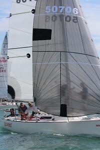J27 Sailboat