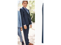 Next 4-5 years old suit & H&M shirt tie