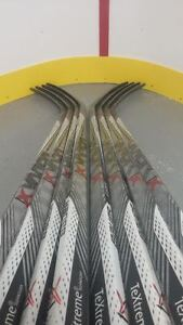 Refurbished hockey sticks - Trigger, Super Tacks, 1X, 1N... Peterborough Peterborough Area image 2