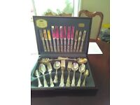Canteen of cutlery for sale