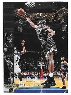 1993-1994 Upper Deck Electric Court Shaquille O'Neal #32