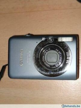 Canon digitale compact camera