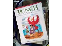 Bag of Punch Magazines