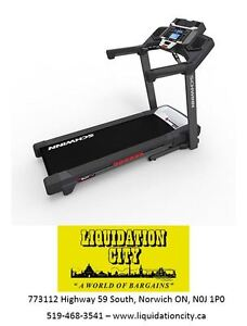 BRAND NEW Schwinn 870 Treadmill with 26 programs & more!