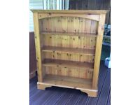Ducal Pine Bookcase