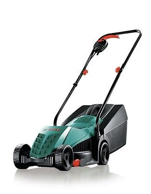 Bosch Rotak 32 1200W Electric Lawnmower grass cutter quick and easy