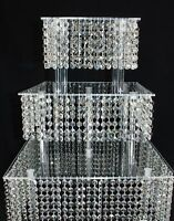 Bling Cake/Cupcake Stand - for rent only