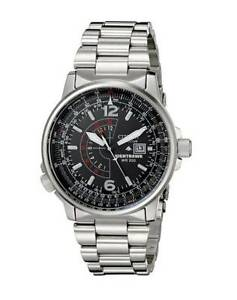 Citizen Eco-Drive Nighthawk Mens Watch BJ7000-52E Glenmore Park Penrith Area Preview