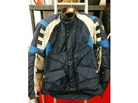 Full BMW rallye gor-tex motorbike suit