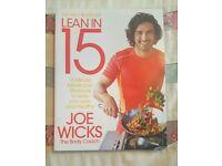 New Lean in 15 recipe book