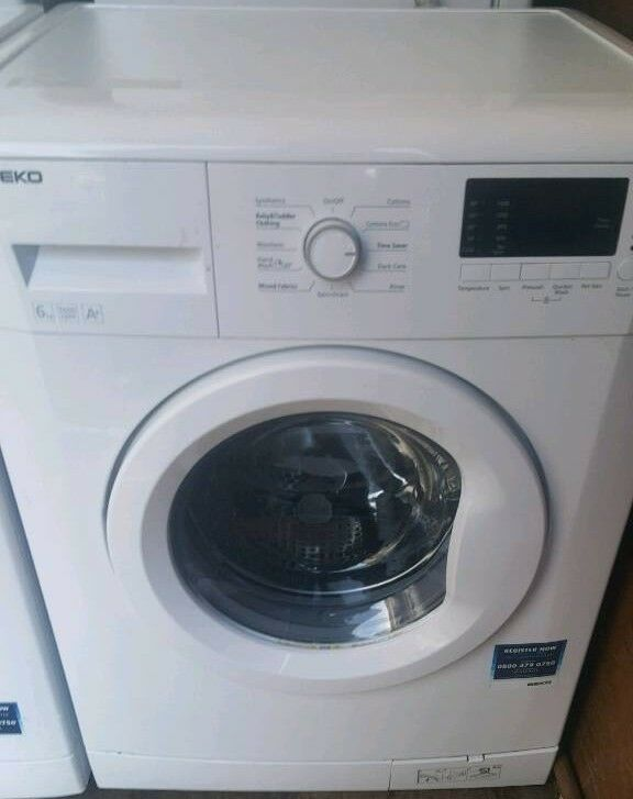 WASHING MACHINE COMES WITH WARRANTY CAN BE DELIVERED