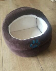 Free Small pet bed
