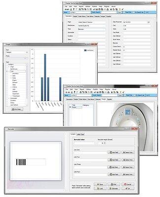Lab Medical Dental Hospital Medical Equipment Safety Service Tracking Software