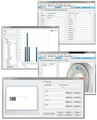 Ultrasound Xray Ct Scanner Hospital Medical Clinic Equipment Inventory Software