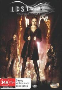 LOST GIRL TV Series: SEASON 1 = NEW R4 DVD