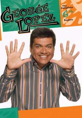 George Lopez  Complete 6Th Season  2 Disc  New Dvd