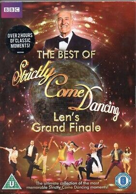 The Best Of Strictly Come Dancing : Len's Grand Finale - Region 2 DVD (Best Of Strictly Come Dancing)
