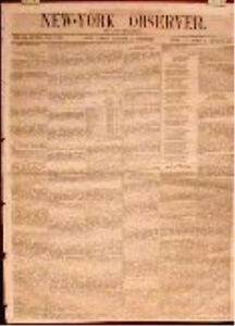 Newspaper-Fiji-Cannibals-Feast-on-Baked-Enemy-Sicily-Prarie-Du-Chein-1843
