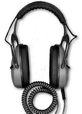 Detector Pro Gray Ghost Deep Woods Metal Detector Headphones