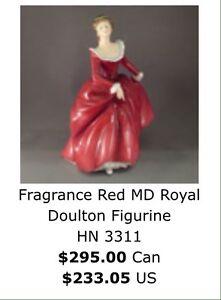 Fragrance Royal Doulton figurine. Belleville Belleville Area image 4