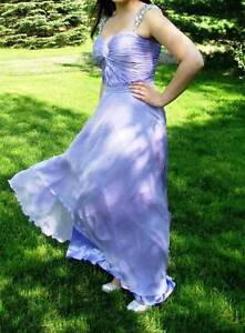 Beautiful Designer (Sherry Hill) Prom Dress for Sale (Lilac)