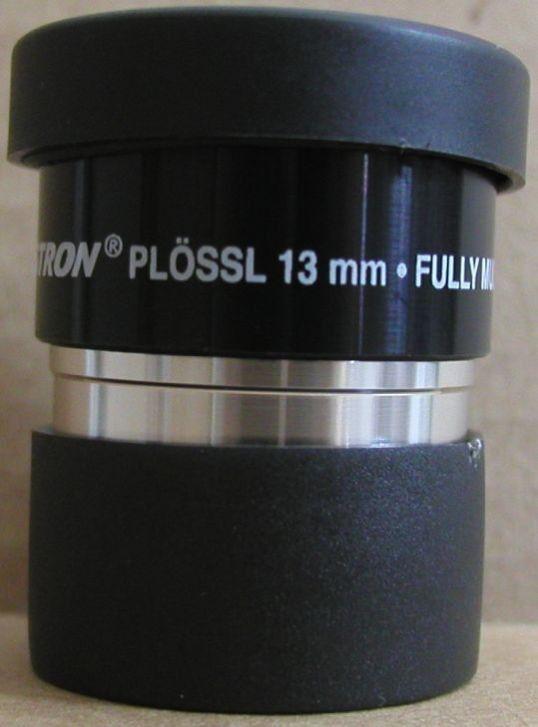 NEW 13mm Celestron Plossl telescope eyepiece