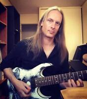 GUITAR LESSONS- Hamilton area- All styles/levels/ages
