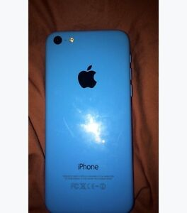 Selling blue iPhone 5c 120